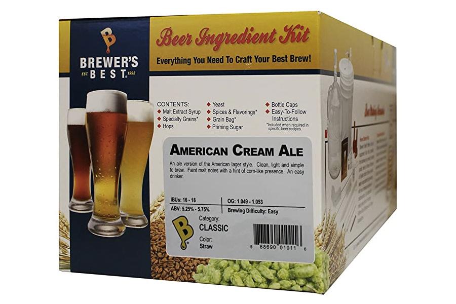 Best Home Brew Kits - Das beste amerikanische Cream Ale des Brauers