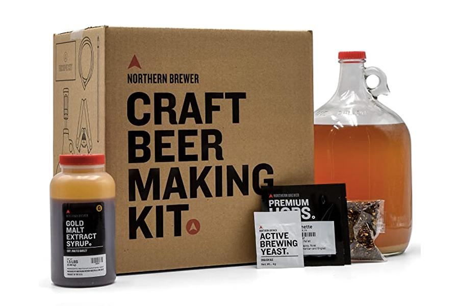 Beste Home Brew Kits - Northern Brewer Caribou Slobber Brown Ale