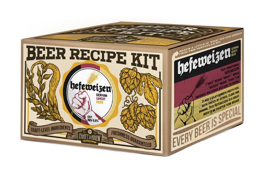 Best Home Brew Kits - stellen Sie ein Bier herfeweizen her