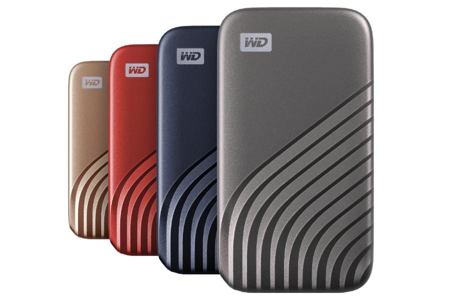 Die My Passport-SSD von Western Digital wird härter, besser, schneller und stärker