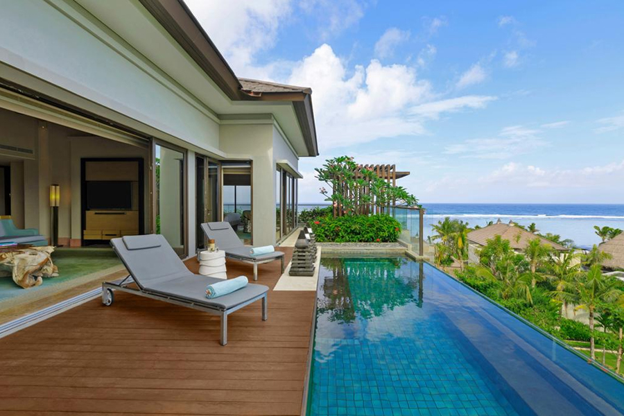 World's Best Hotels 2020 - The Ritz-Carlton, Bali, Indonesia