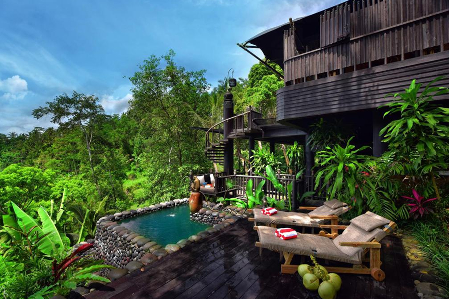 World's Best Hotels 2020- Capella Ubud, Bali, Indonesia