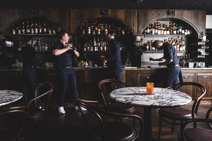 Das Gidley ist ein verstecktes Keller-Steakhouse, das jeder Sydneysider probieren muss