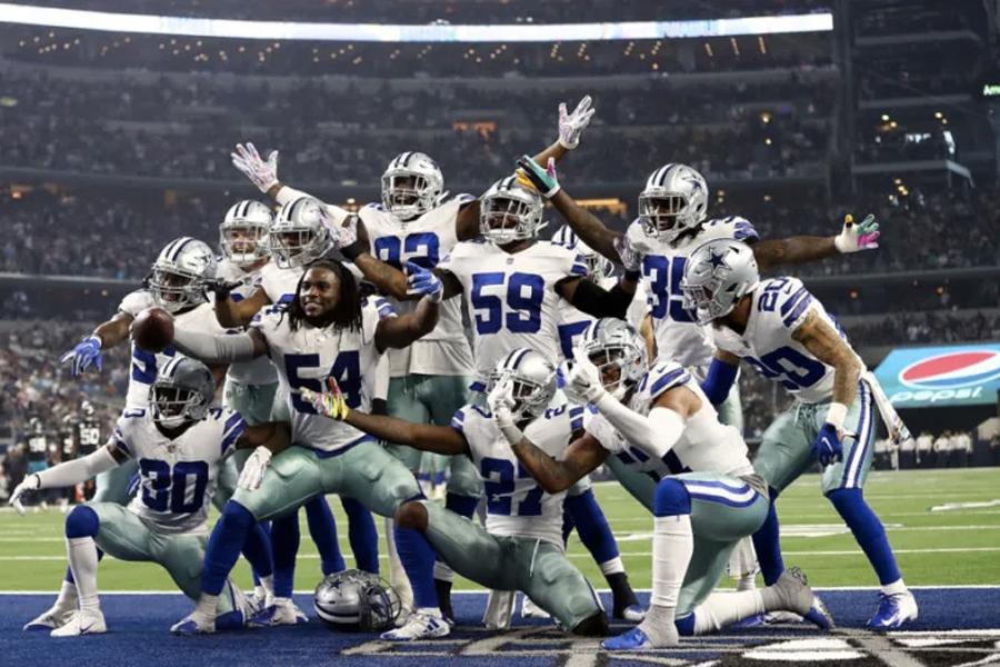 Die wertvollsten Sportteams der Welt für 2020 - Dallas Cowboys