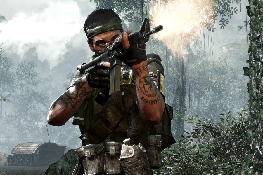 Call of Duty Black Ops - Kalter Krieg 3