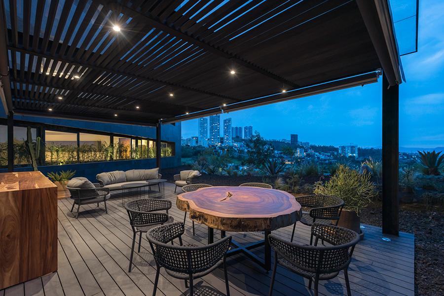 Canto House Studio 91 Tisch und Stühle
