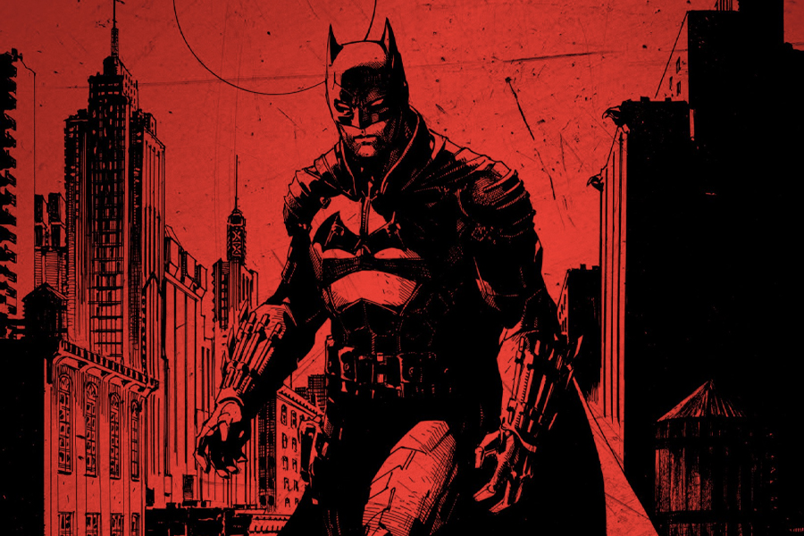 Das Batman-Logo 1