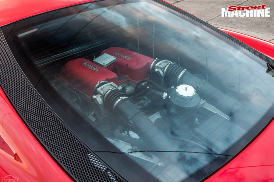 2003 Ferrari 360 Modena Limousine 3
