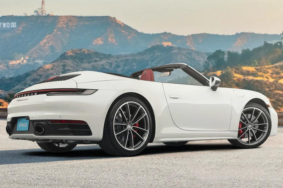 Gewinnen Sie einen Porsche 911