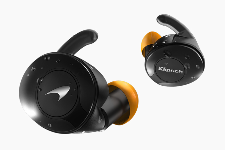 Klipsch-e-McLaren Ohrhörer