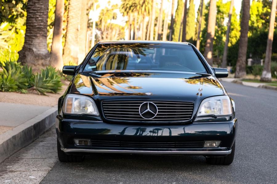 Michael Jordan Mercedes-Benz