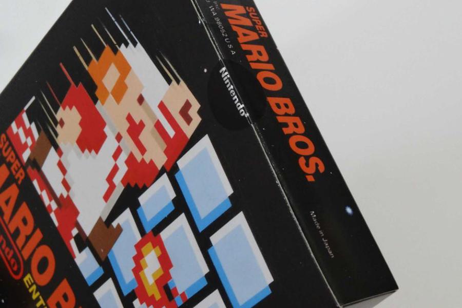 Die teuerste Videospielbox der Welt