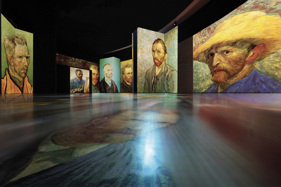 Van Gogh lebendig 1