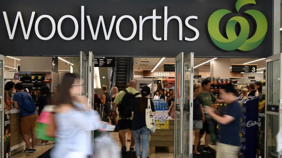 nicht wesentliche Dienstleistungen Woolworths_
