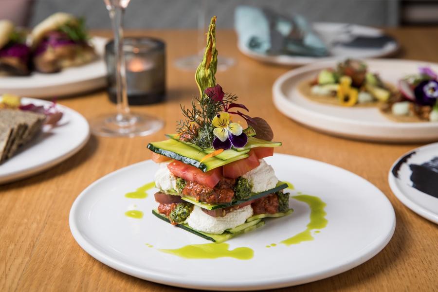 Vegetarisches Restaurant Alibi Bar & Kitchen