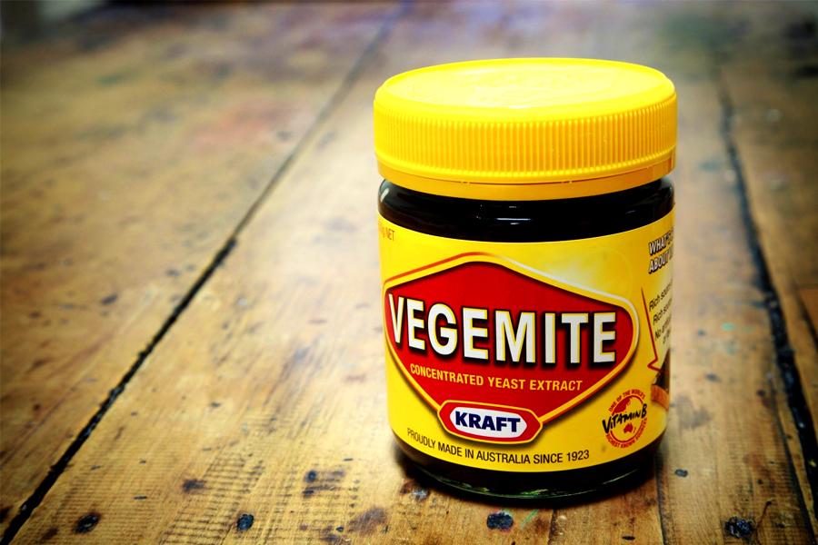 Australisches Essen - Vegemite