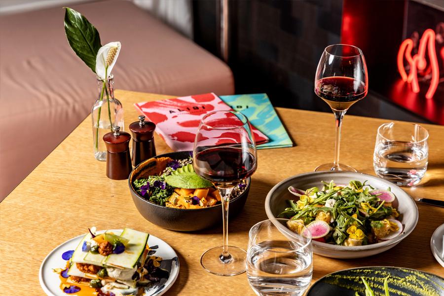 10 besten vegetarischen Restaurants in Sydney