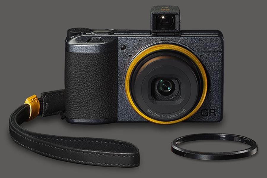 GR 3 Street Edition Filmkamera
