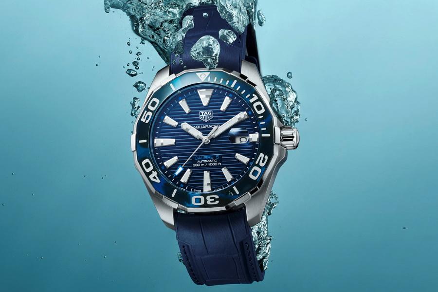 Die Tag Heuer Aquaracer Collection erhält 3 neue Modelle