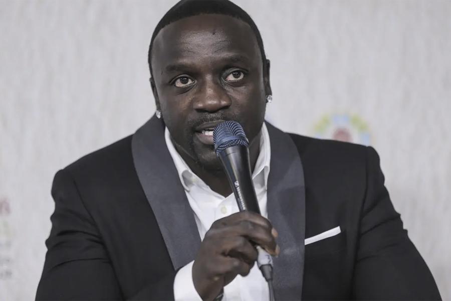 Akon baut ein echtes Wakanda im Senegal