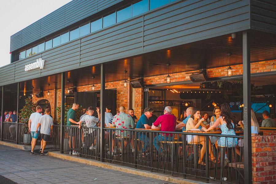 12 besten Bars auf dem Dach und im Freien in Canberra