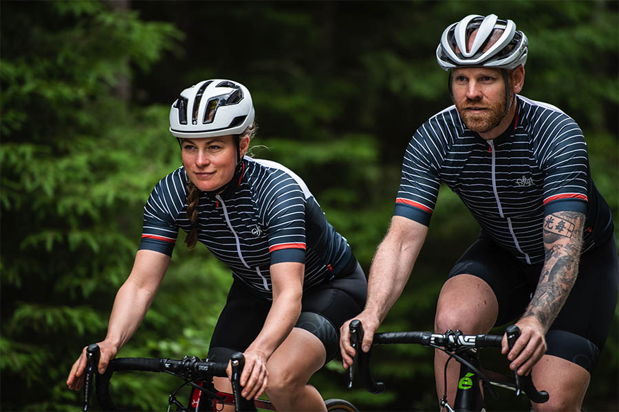 Die schwedische Fahrradbekleidungsmarke Sigr ist zu gleichen Teilen Leidenschaft und Leistung