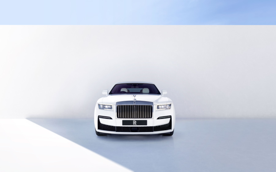 Rolls-Royce Der Geist 2020
