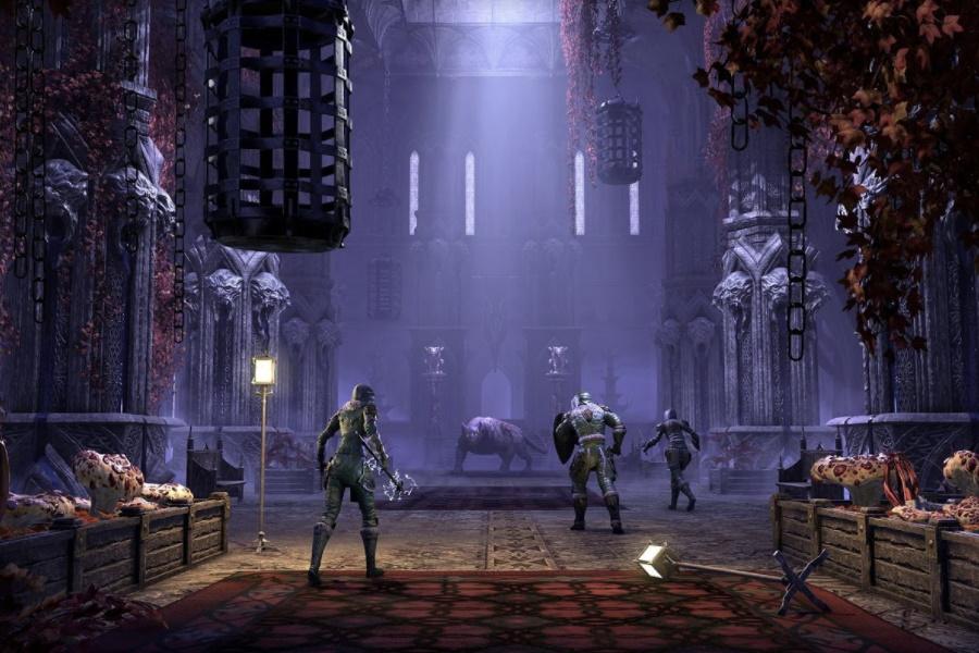Elder Scrolls Online Steinhorn dlc