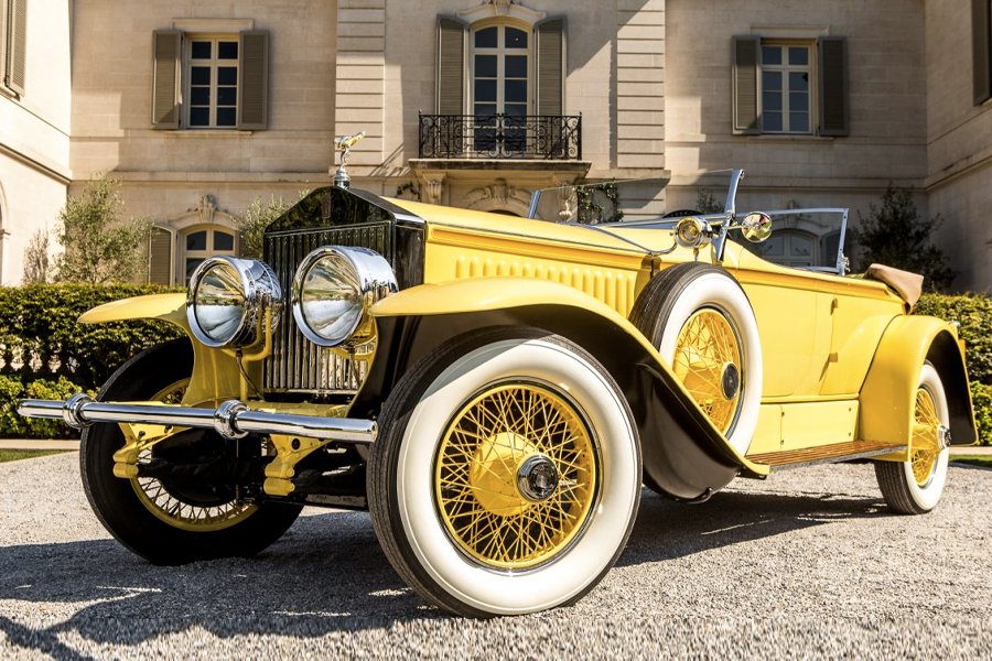 Robert Redfords 2-Millionen-Dollar-Roll-Royce von The Great Gatsby wird versteigert