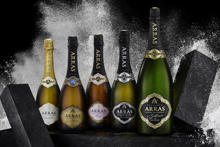 House of Arras wirft den Korken auf die 2020 Vintage Sparkling Collection