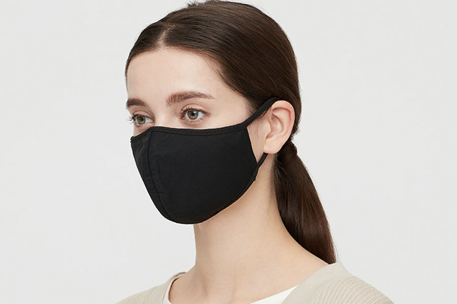 Uniqlo Airism Mask 1