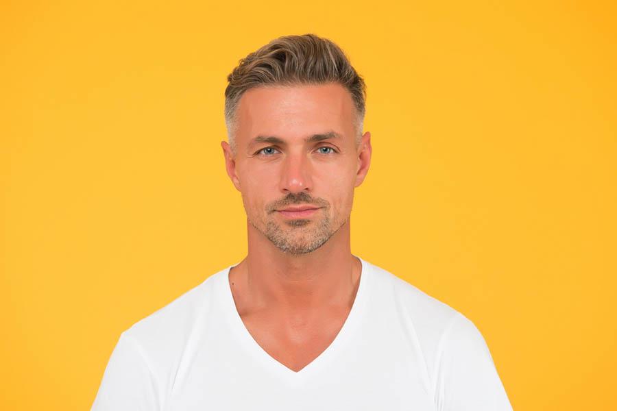 Sind Sie es leid, sich den Bart zu rasieren? Laser-Haarentfernung könnte Ihre Lösung sein