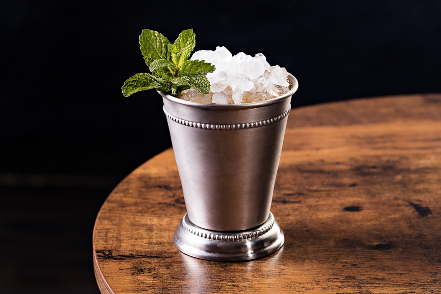 Das ultimative Mint Julep Rezept für den Derby Day