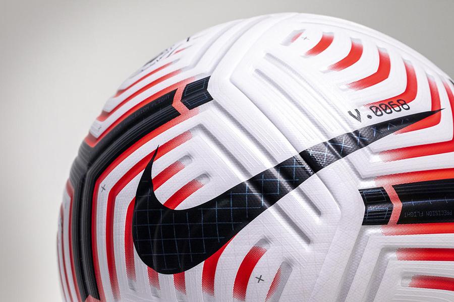 Nike enthüllt Premier League Ball-Logo