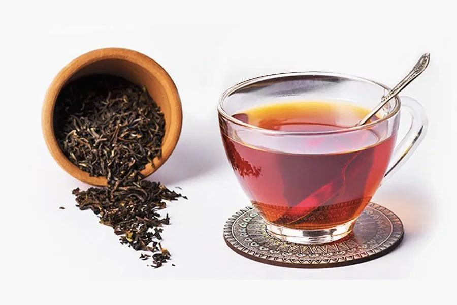 Beste Keto-Getränke - Schwarzer Tee