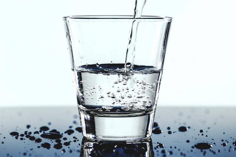Beste Keto-Getränke - Wasser
