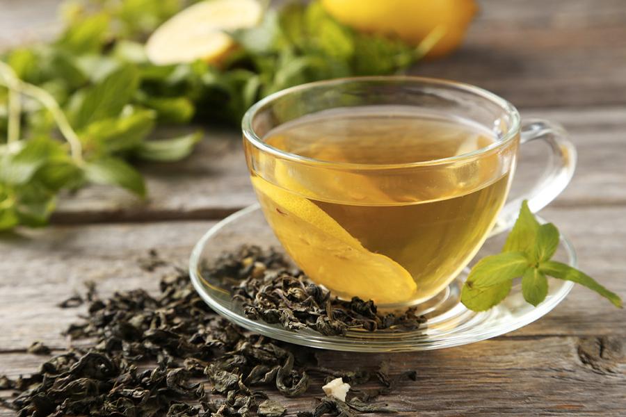 Beste Keto-Getränke - Grüner Tee