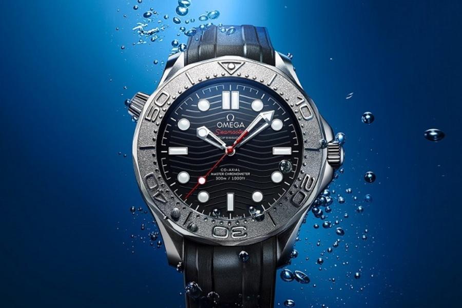 OMEGAs Seamaster Diver Nekton Edition ist für den Schutz der Ozeane geeignet