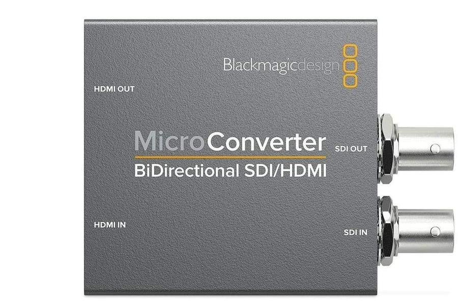 Blackmagic Design Micro Converter Bidirektionales SDI / HDMI / Netzteil