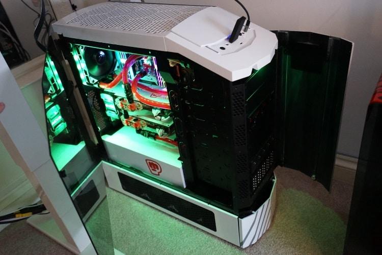 brandneuer kundenspezifischer Computer vom Ursprungs-PC