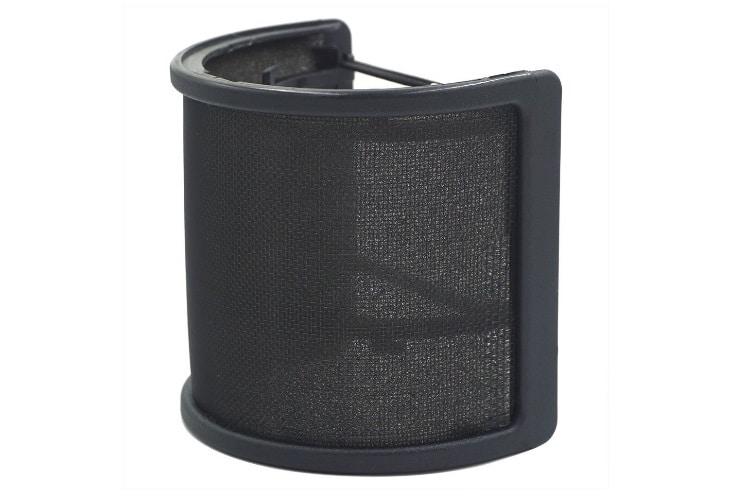 Sywon Metallgitter und Schaumschicht-Pop-Filter