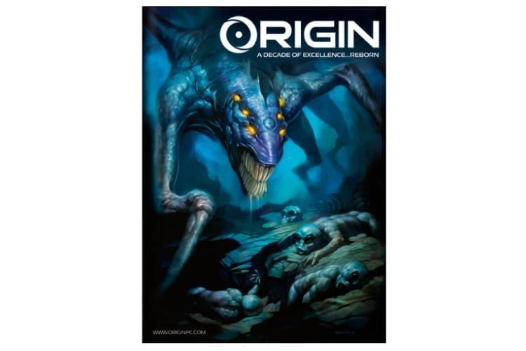 origin pc poster
