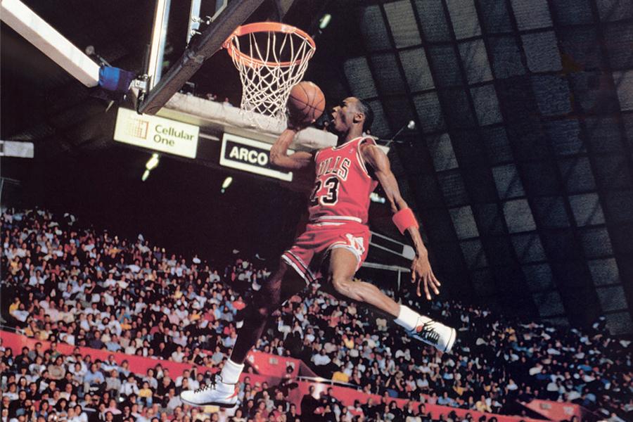 Michael Jordan Rookie-Karten werden für 420.000 US-Dollar verkauft