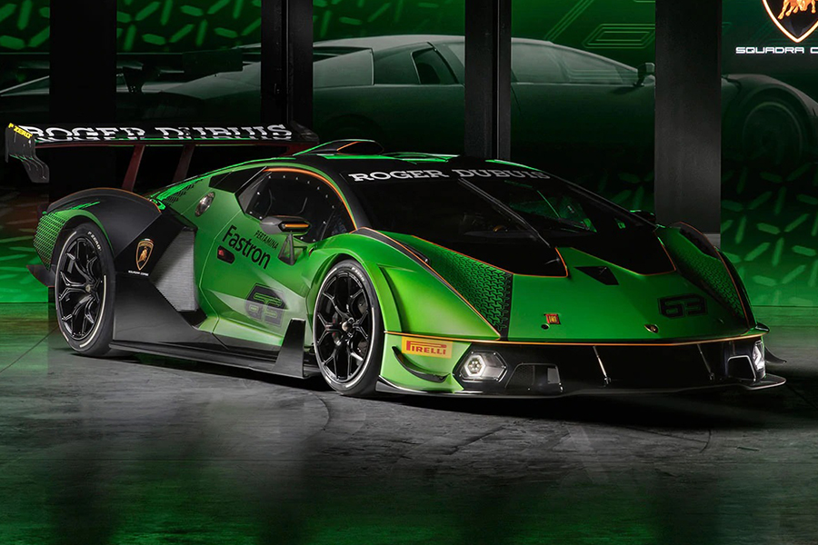 Lamborghinis Essenza SCV12 ist ein 819 PS starkes Kraftpaket nach Maß