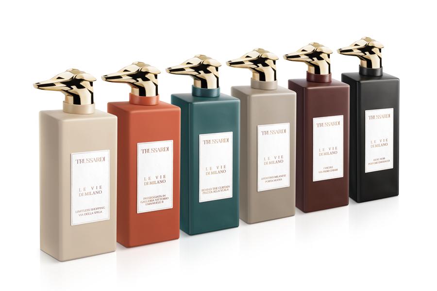 Die Le Vie di Milano-Sammlung von Trussardi Parfums zelebriert den Duft der Stadt