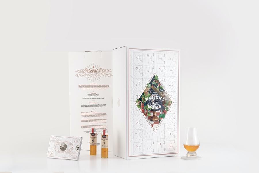 Countdown bis Weihnachten mit Flaviars Amazing Whisky Adventskalender