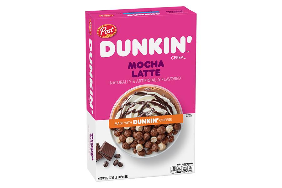 Dunkin Donuts Getreide Mokka Latte