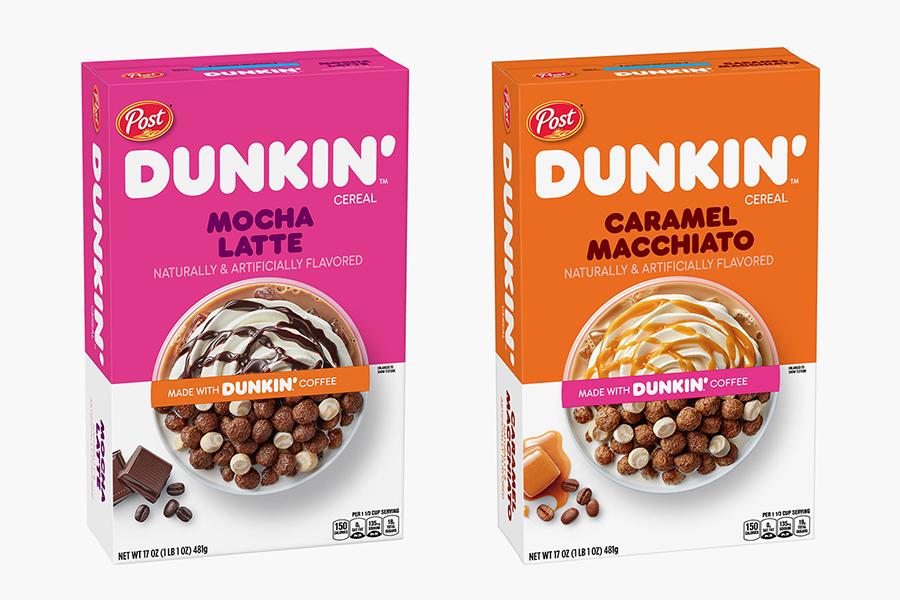 Beginnen Sie Ihren Tag richtig mit Dunkin Doughnuts Cereal