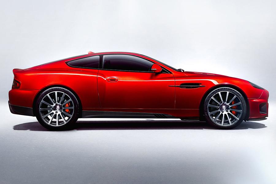 Aston Martin Callum Fahrzeug