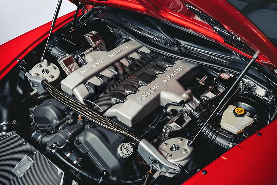 Aston Martin Callum Motor